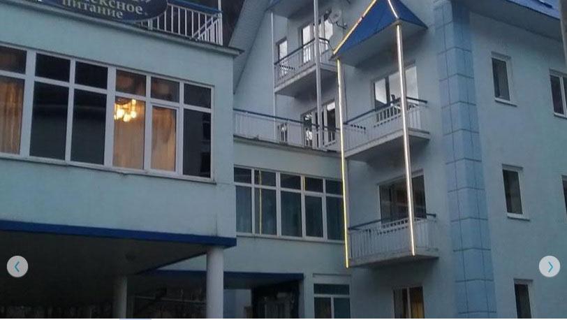 Домбай отдых зимой цены на отели