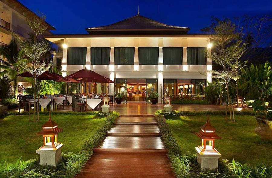 Naithonburi Beach Resort Phuket 4