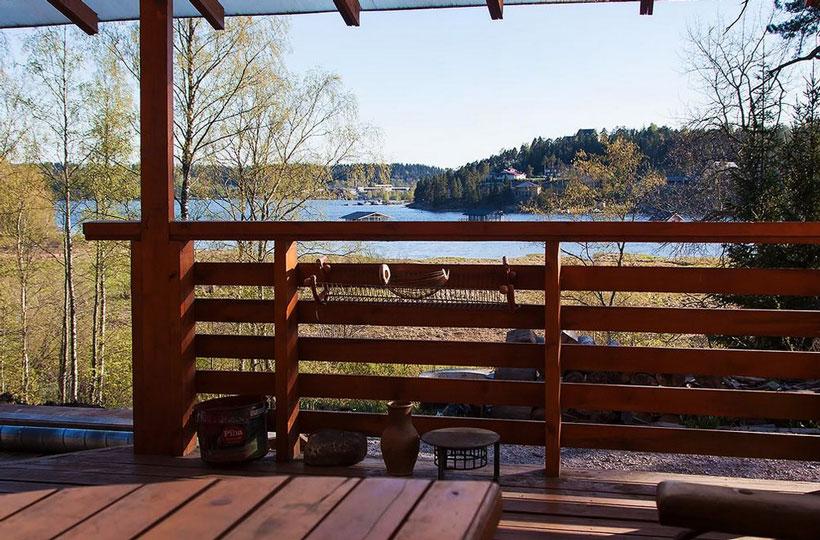 снять домик в карелии на берегу озера недорого частный сектор