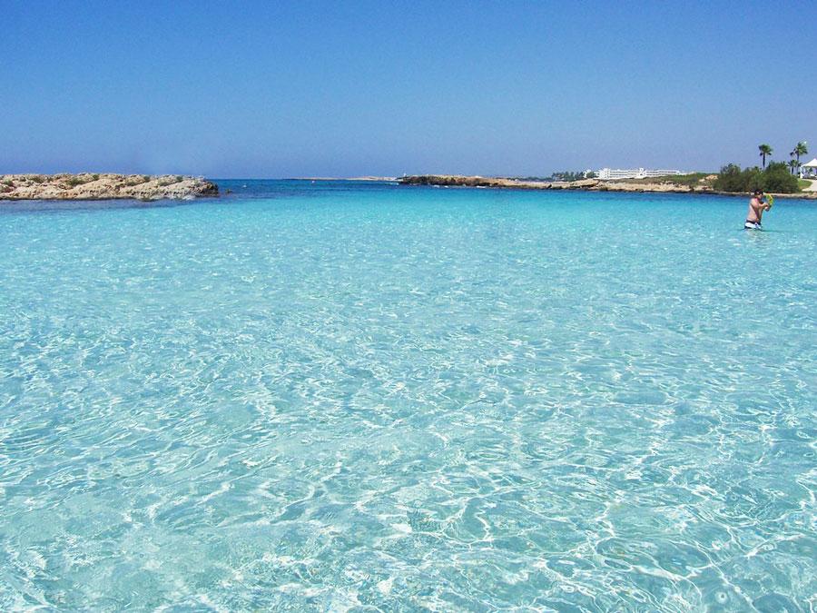 пляжи для отдыха на кипре