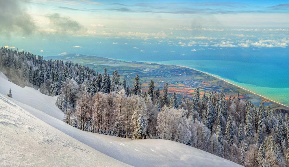 Картинка отдыха на Черном море