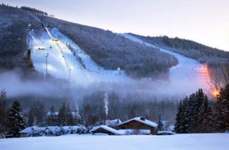 отдых в Чехии на горнолыжных курортах