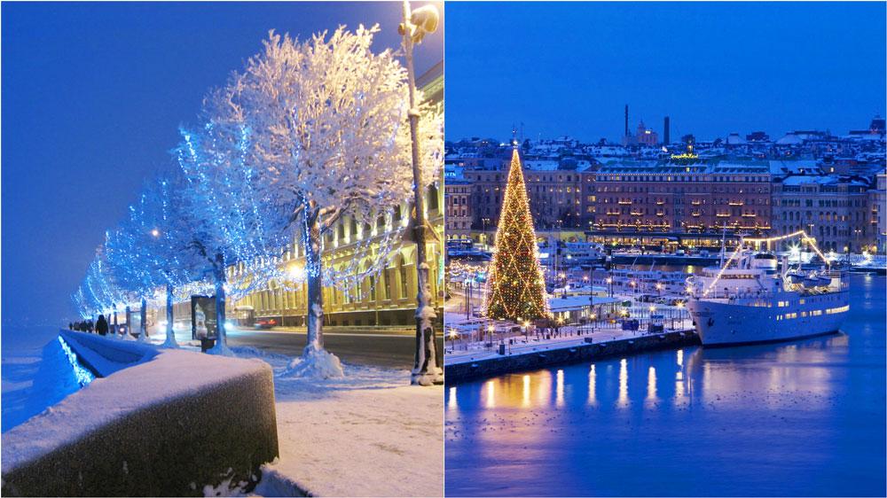 Новый год в отелях Санкт-Петербурга