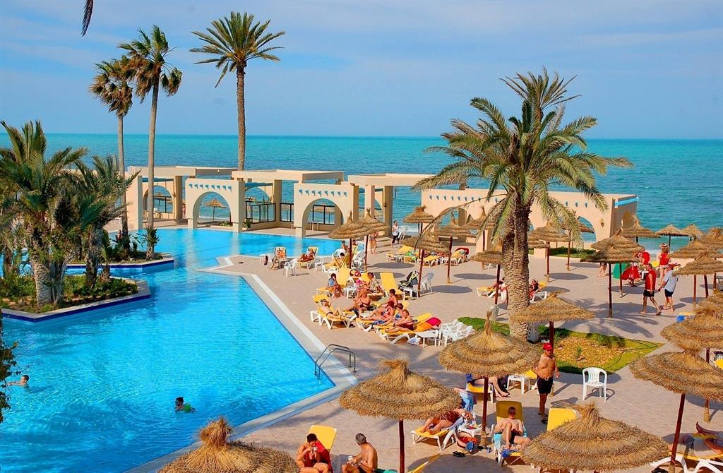 отдых в тунисе отзывы