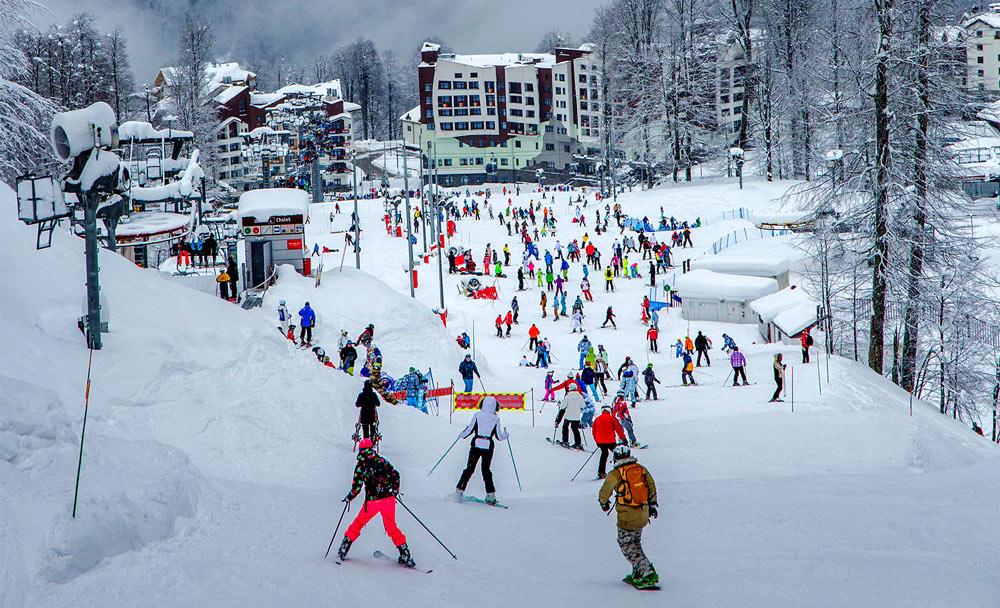 курорты для отдыха зимой за границей