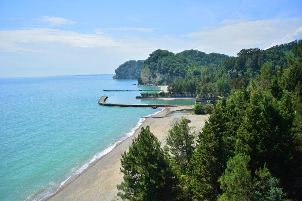 Абхазия, интересные места