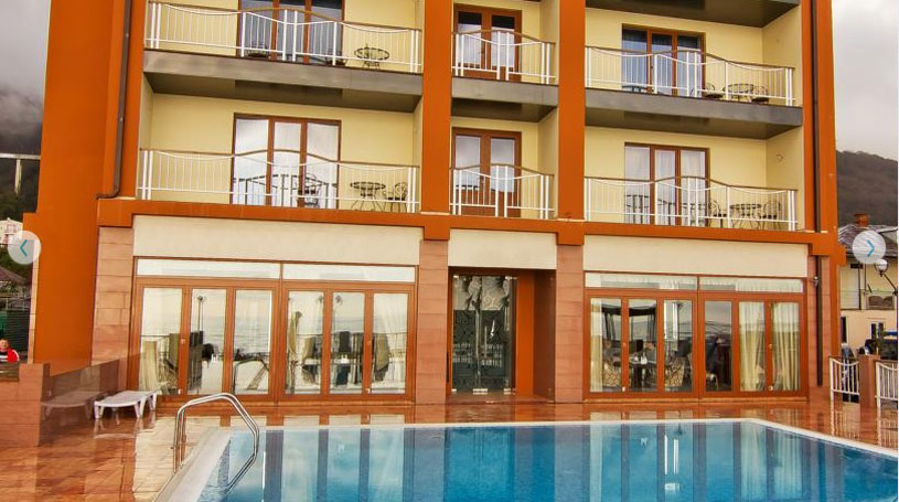 Отели Абхазии 2017