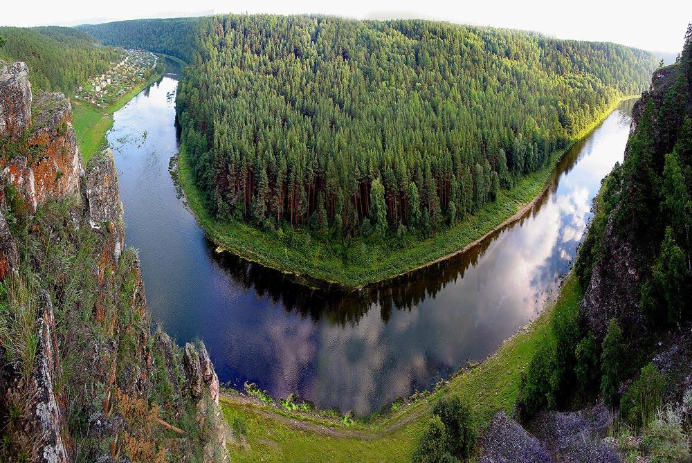 Летний отдых на Урале