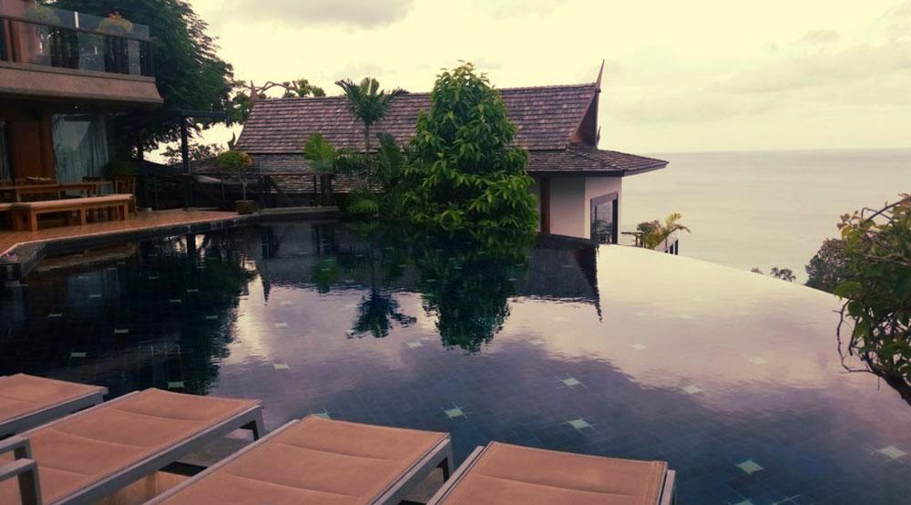 снять виллу в тайланде на берегу моря
