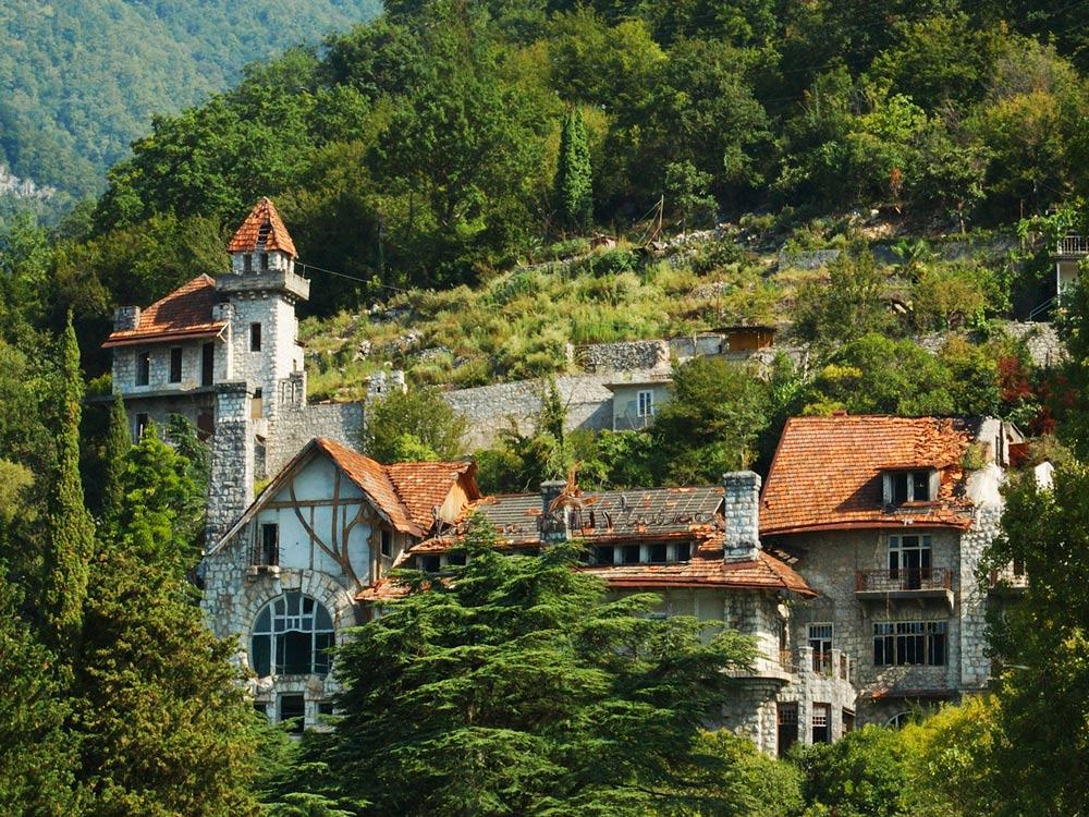 Экскурсии в Абхазии 2017