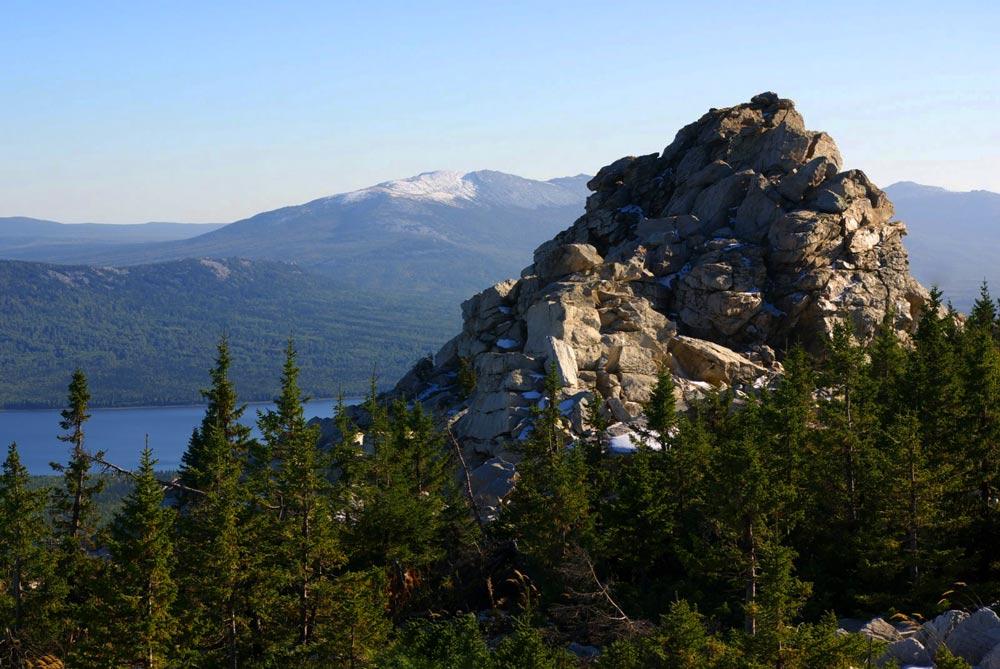 Базы отдыха на Урале летом