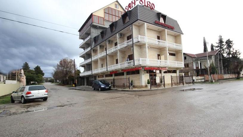 Отдых в Абхазии, отели 2017