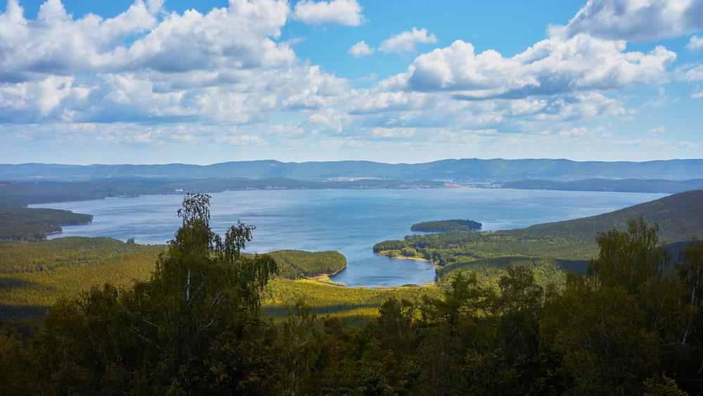 Отдых на Урале летом