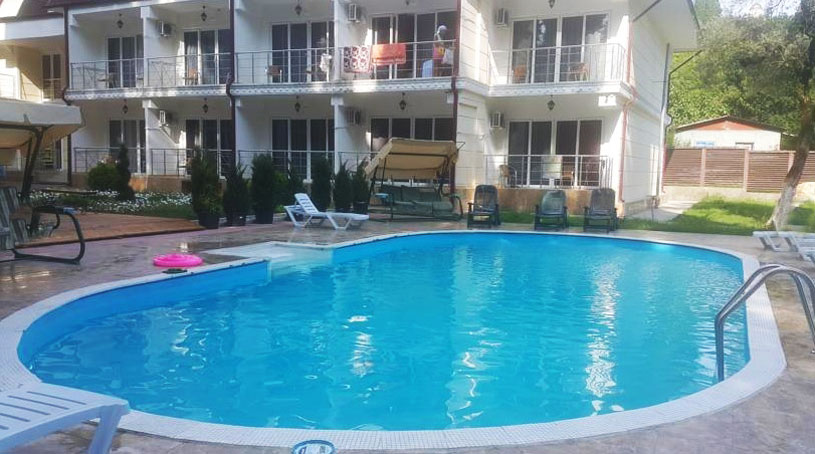Лучшие отели Абхазии