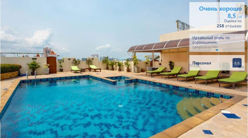 таиланд паттайя отели