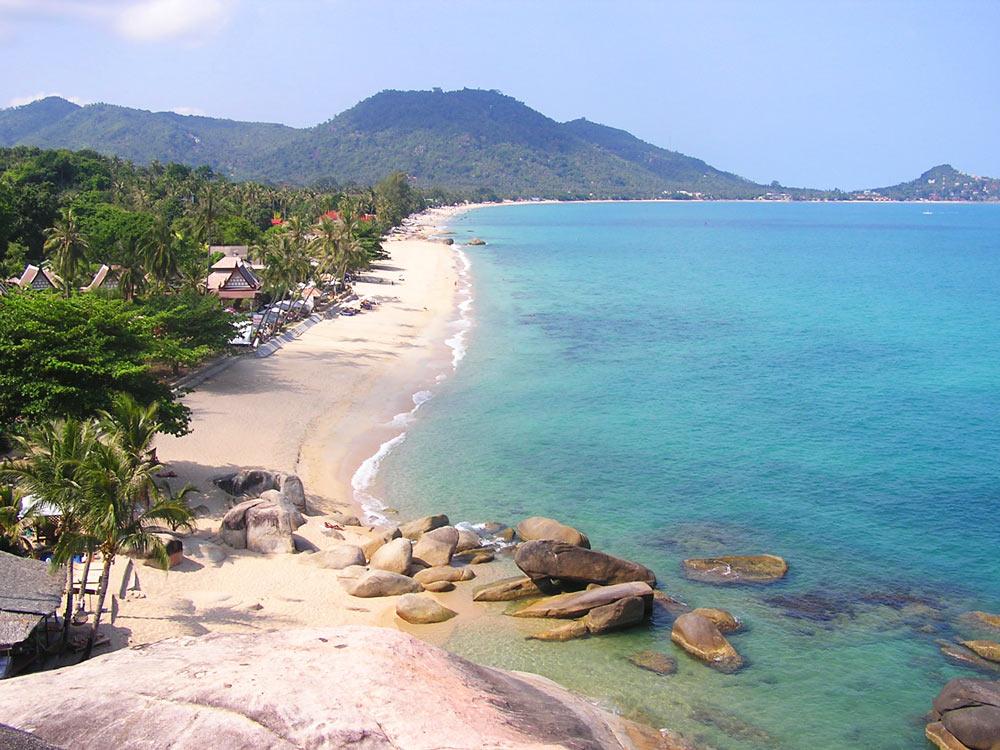 где лучше купаться в Таилайнде