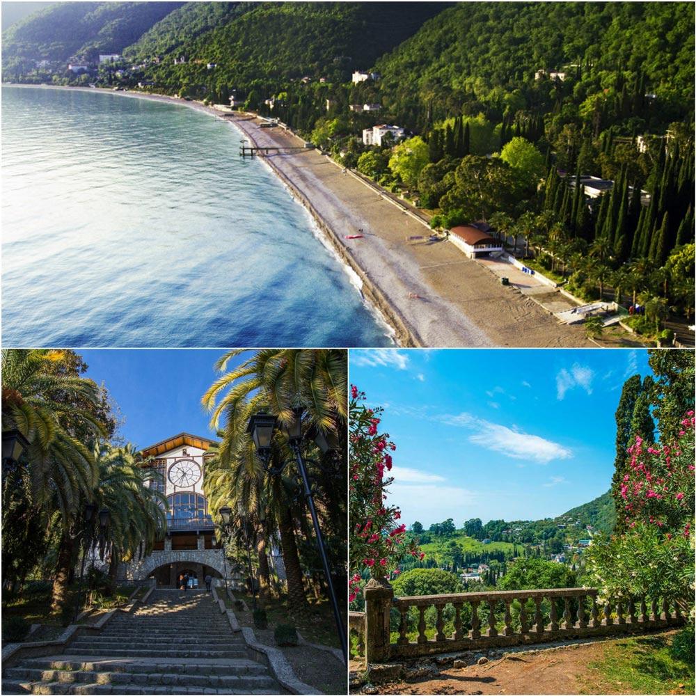 куда поехать в Абхазию
