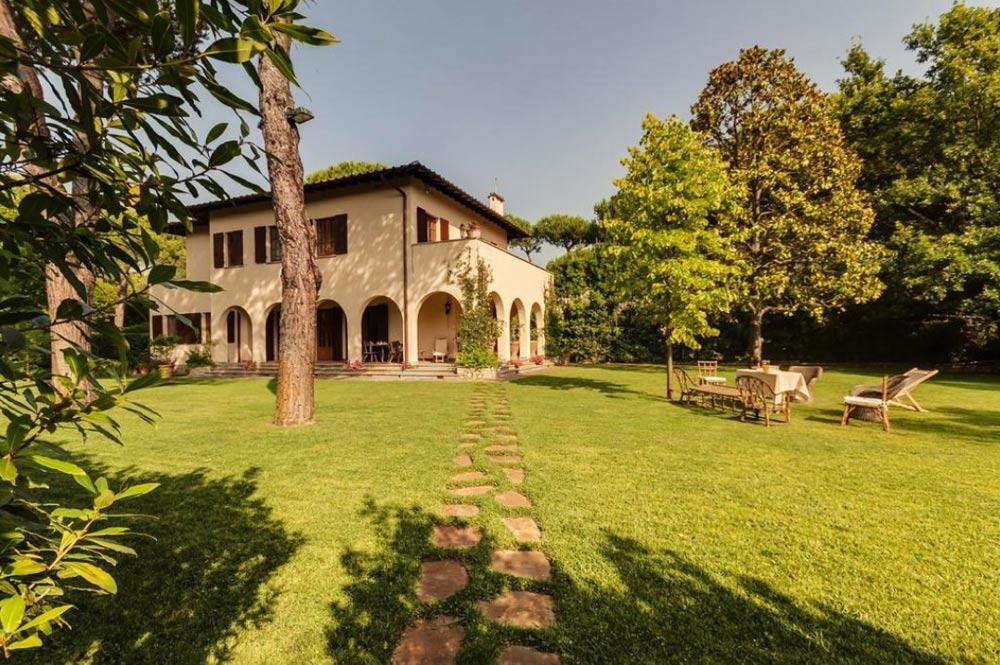 снять дом в Италии на море дешево