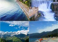 Где дешевле отдыхать в Абхазии
