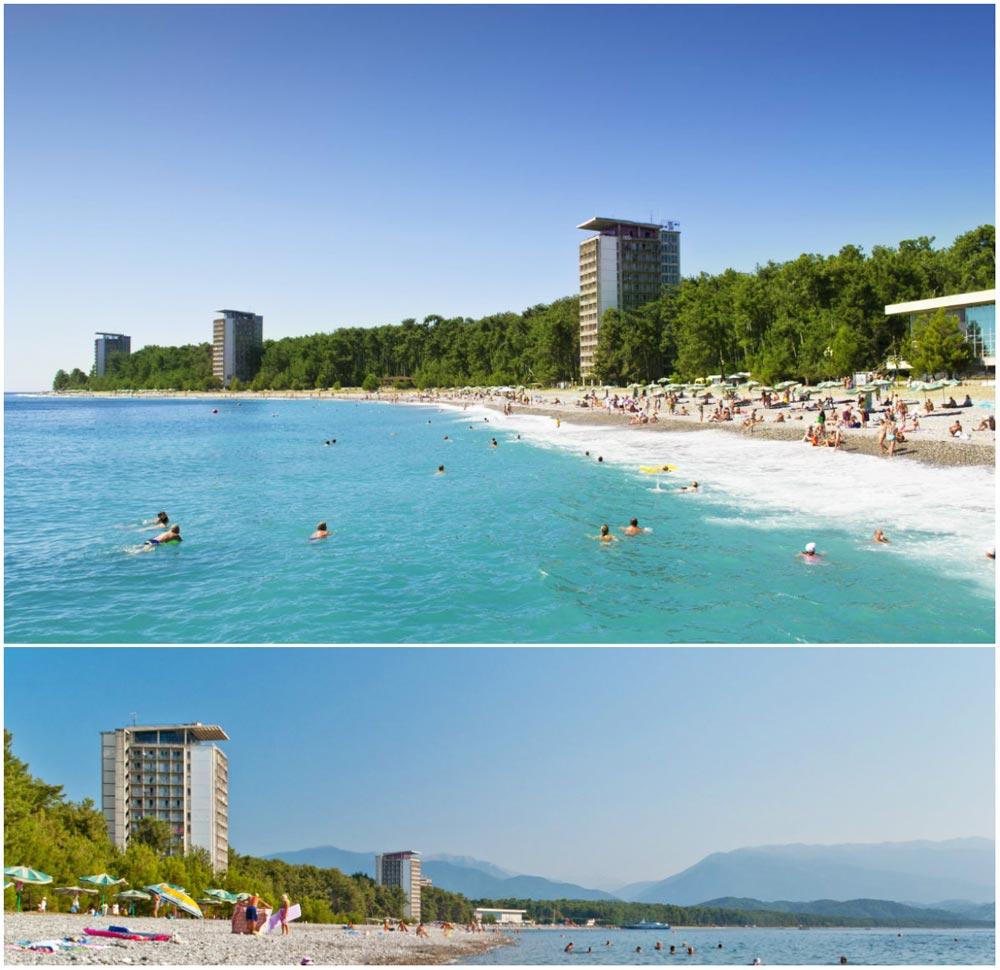 Где отдохнуть в Абхазии летом