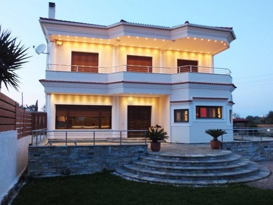 дом в Греции у моря, цены