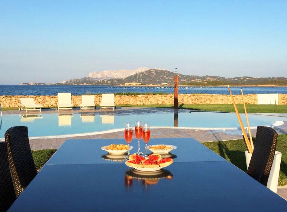 роскошные апартаменты на побережье Италии