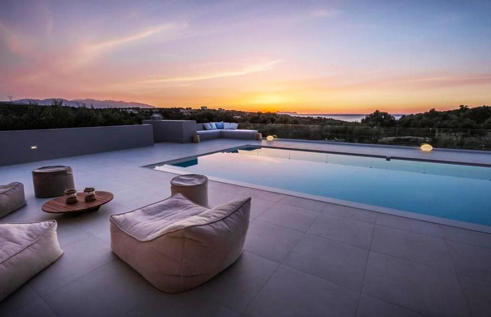 частные дома для отдыха в Греции