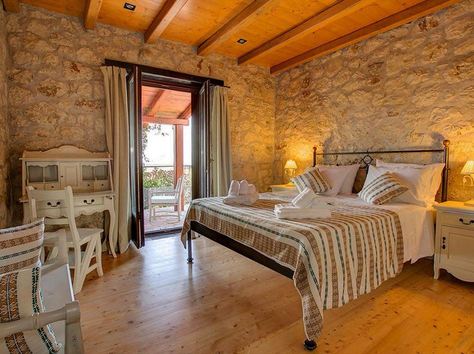 отдых на острове Корфу, снять дом