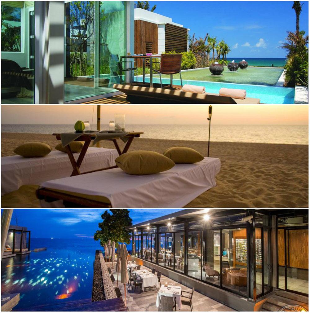 лучшие отели пхукета 5 звезд с собственным пляжем