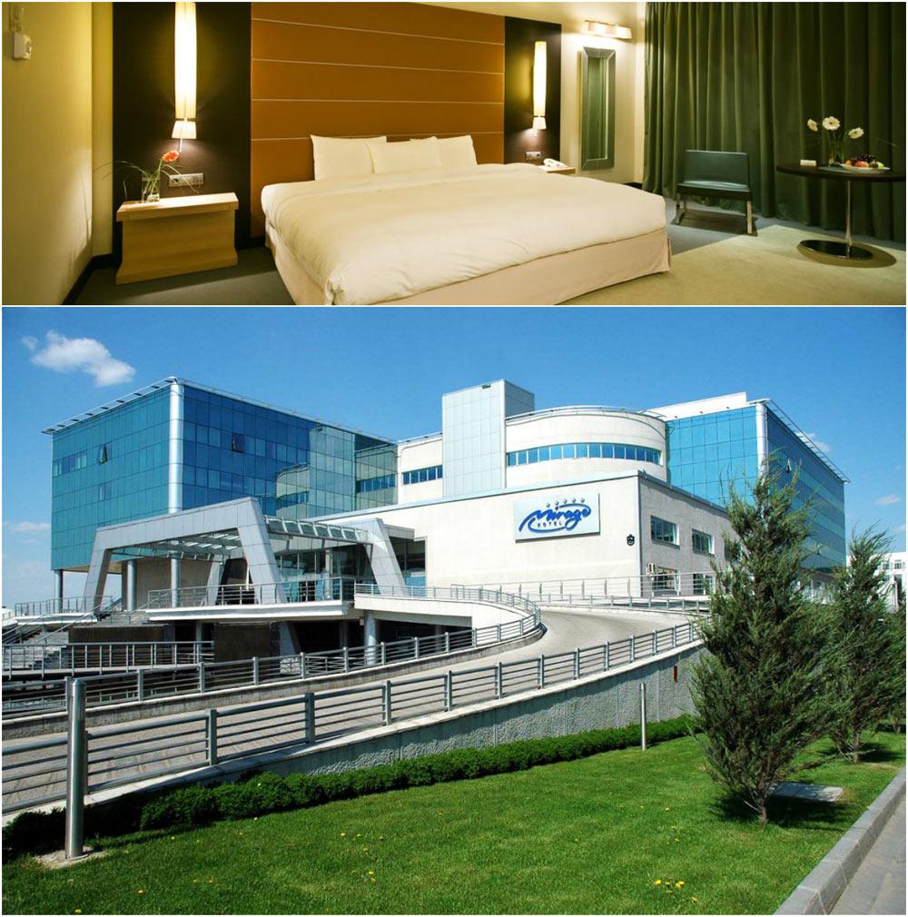Отзывы об отелях в Казани