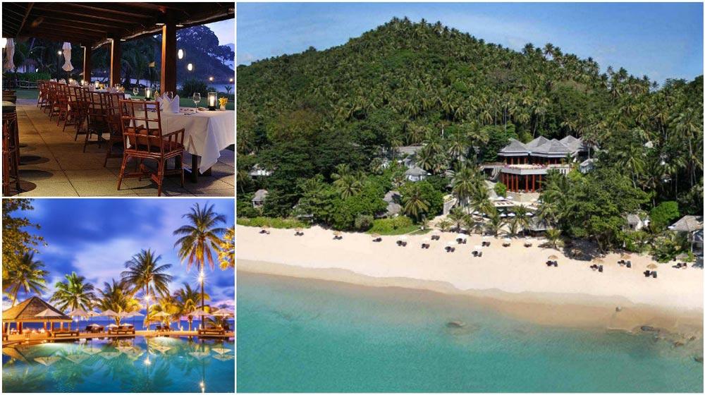 пхукет отели 5 звезд с собственным пляжем цены все включено