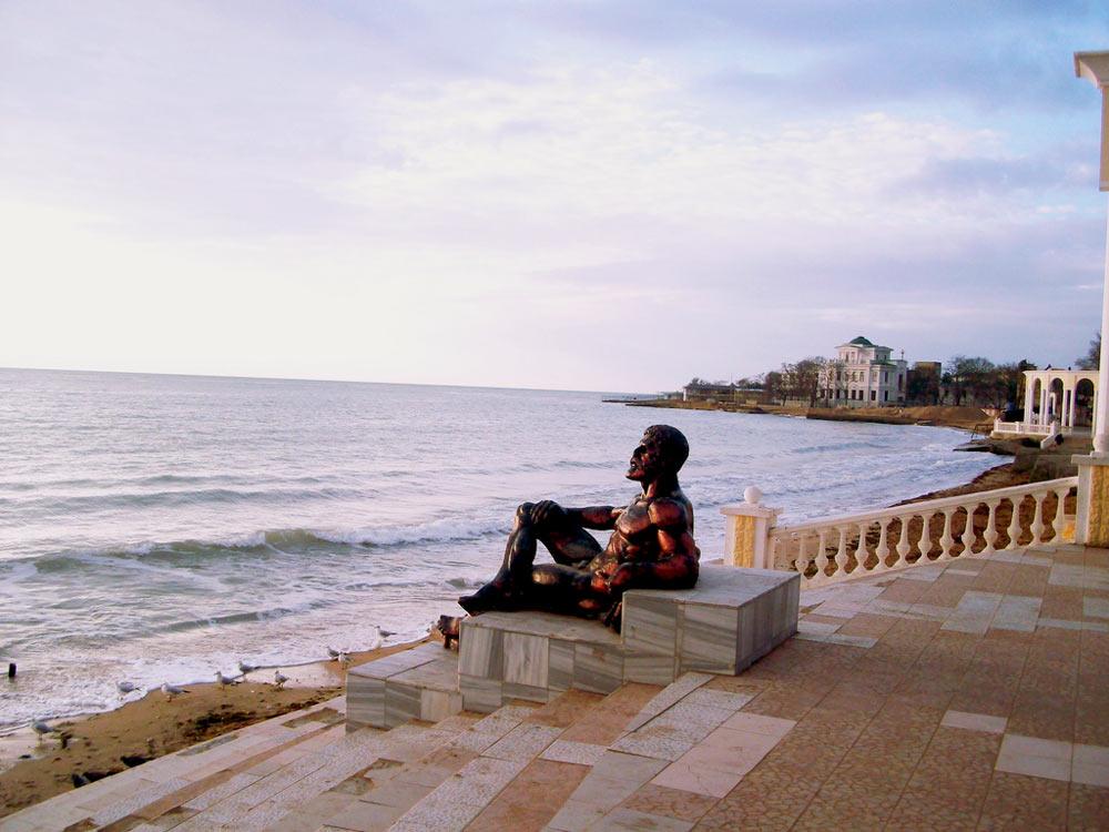 отдохнуть недорого на море в Крыму