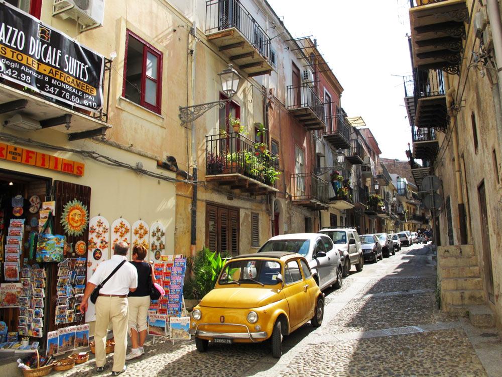куда съездить в Сицилии