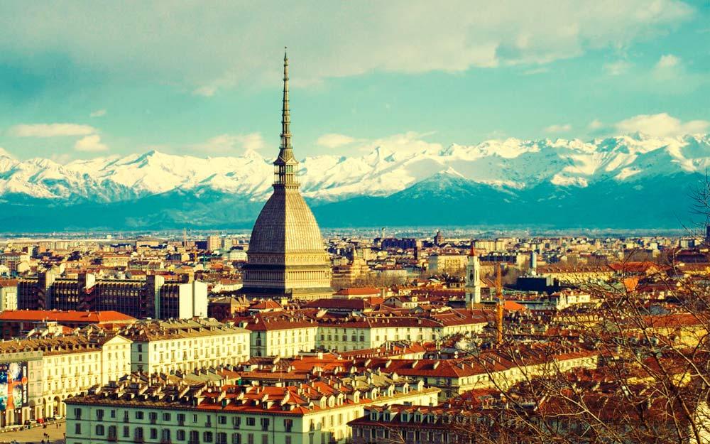 отдых в Турине