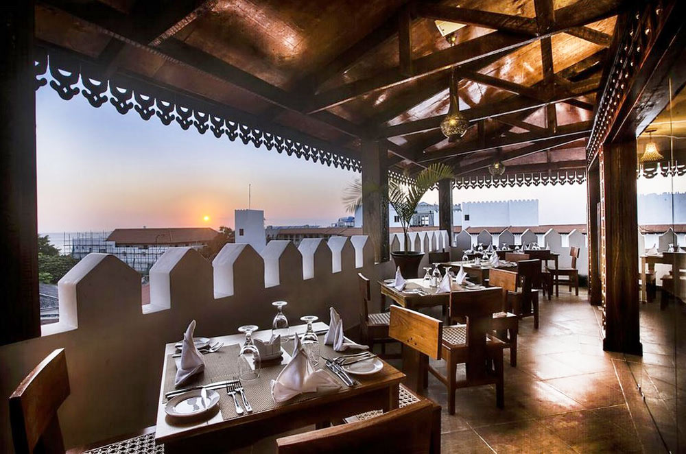 Цены на отели на Занзибаре