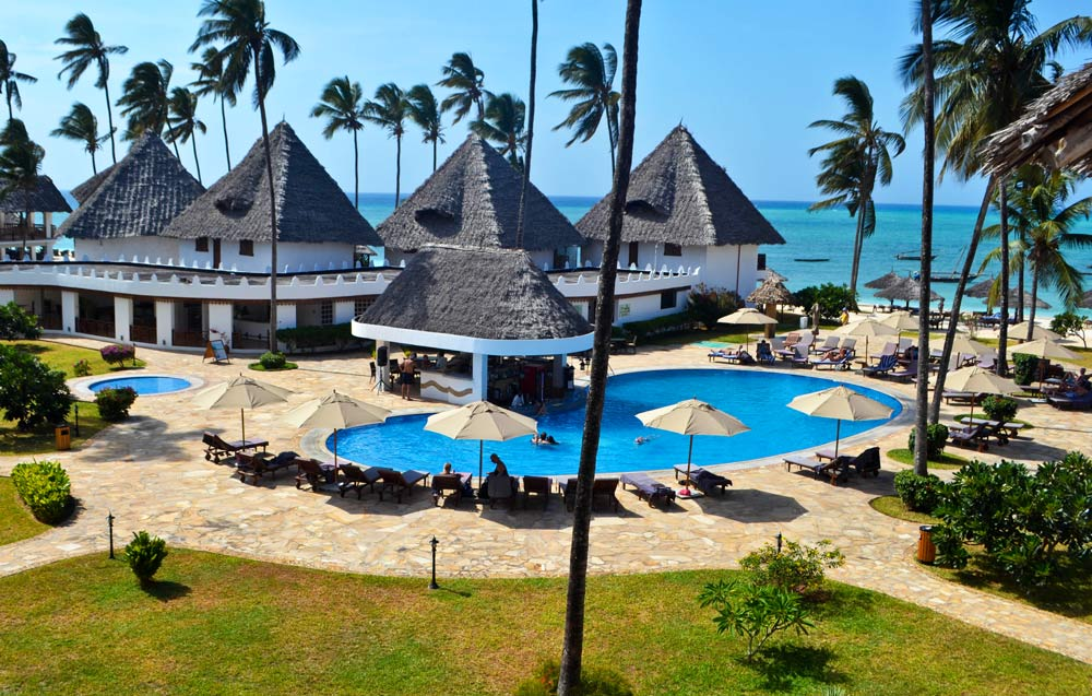 отдых на Занзибаре цены на отели