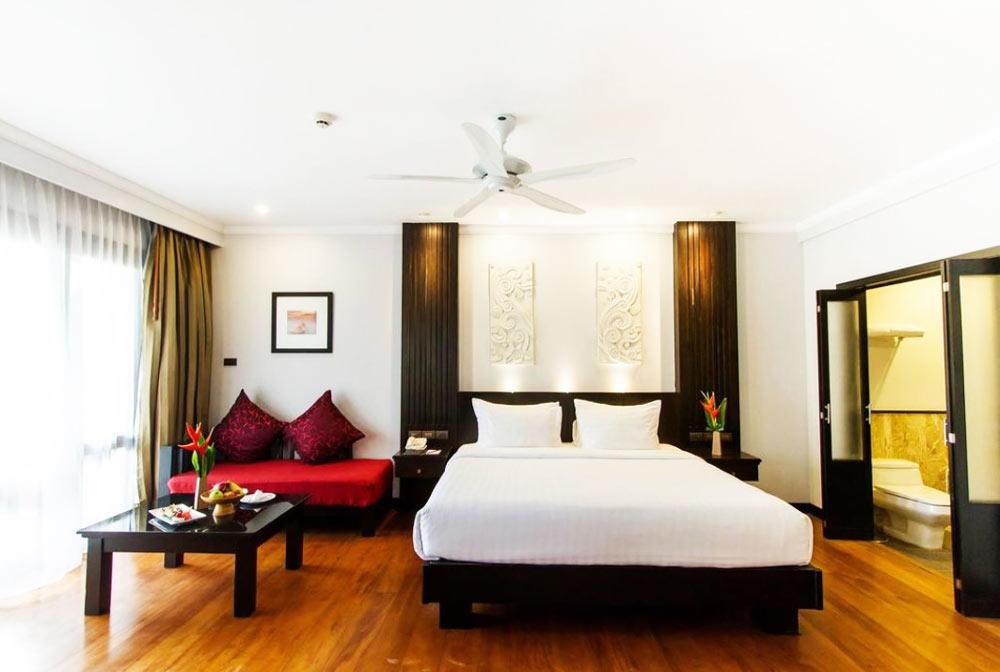 Отели Ко Чанга в Таиланде