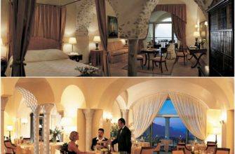 Хорошие отели в Италии с стиле замка