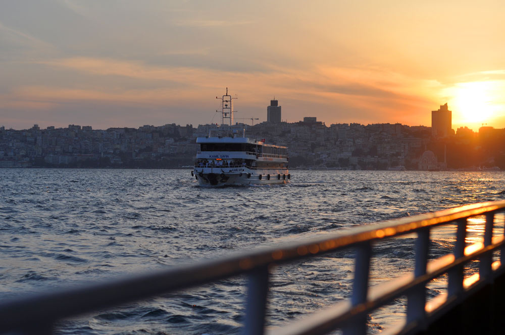 Районы Стамбула, где лучше остановиться