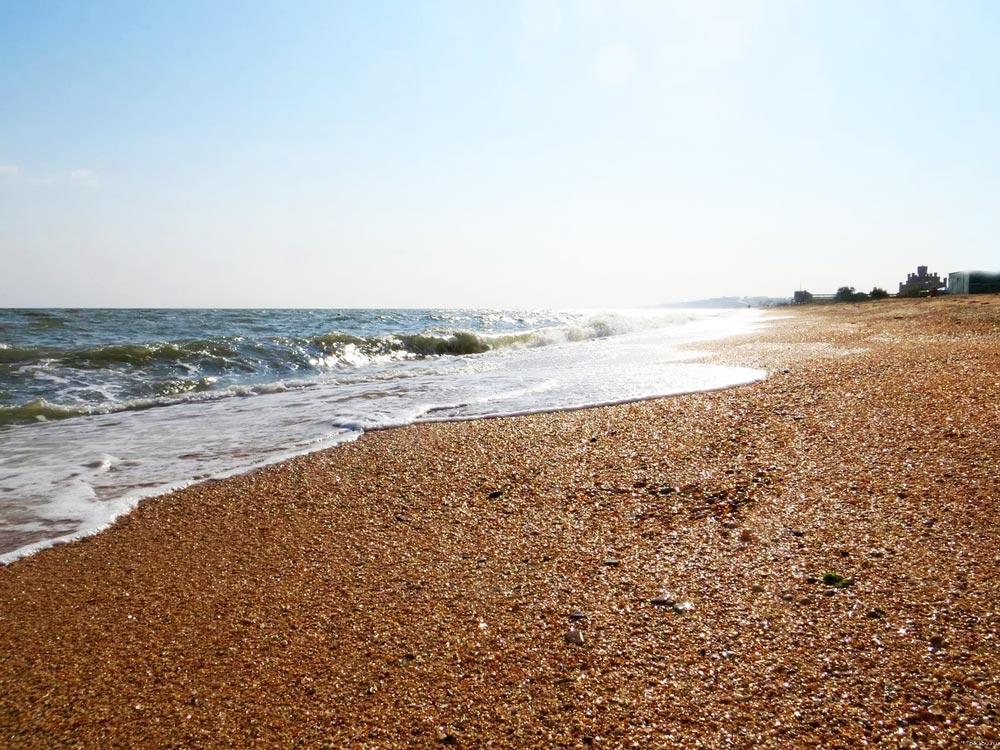 Базы отдыха на Азовском море