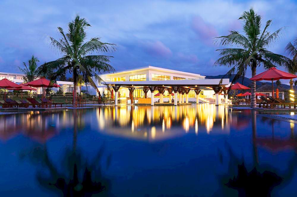 Отель ривьера камрань вьетнам отзывы