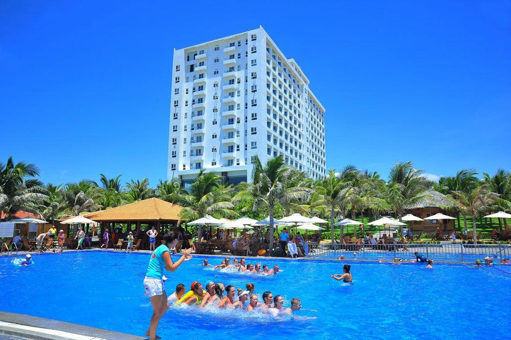 dessole sea lion beach resort 4 нячанг