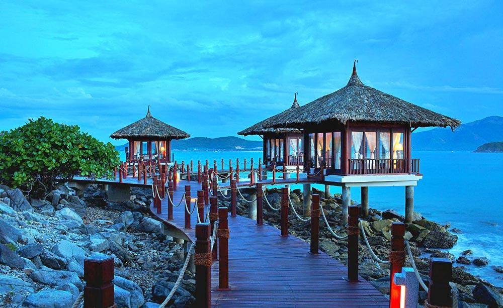 Vinpearl Luxury Nha Trang 5 звезд вьетнам