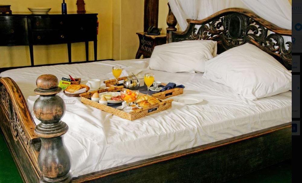 отель Zanzibar Palace