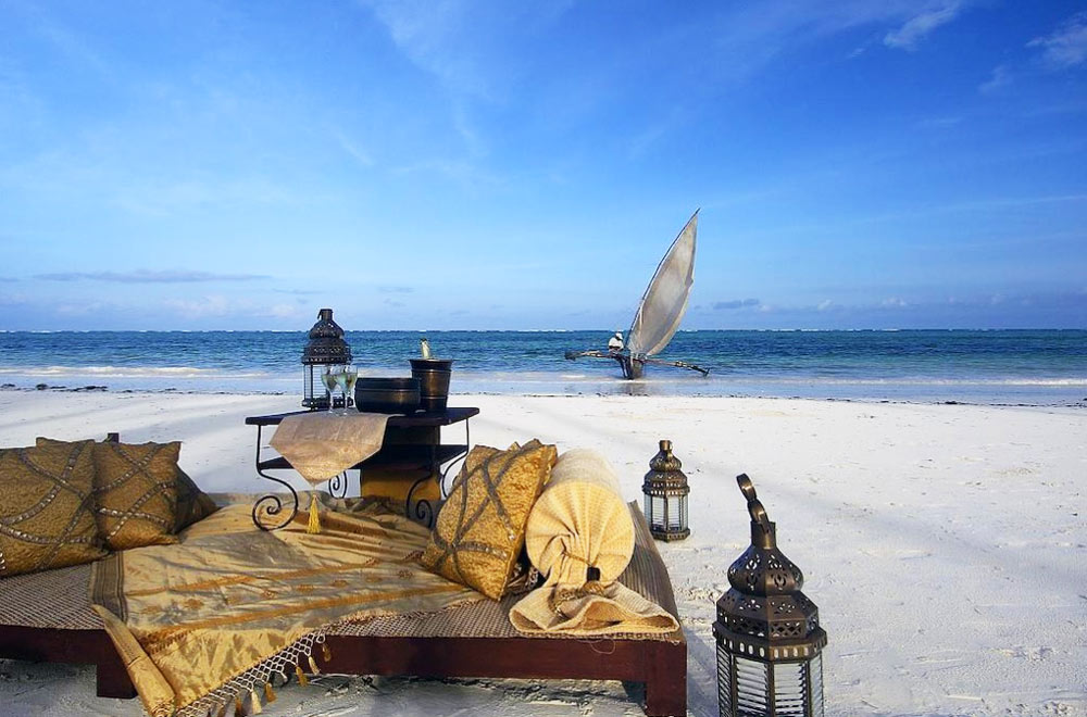 Отели на Занзибаре в Танзании
