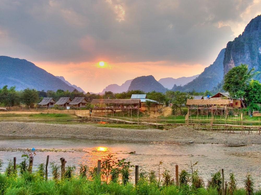 Поездка в Лаос, цены на отдых