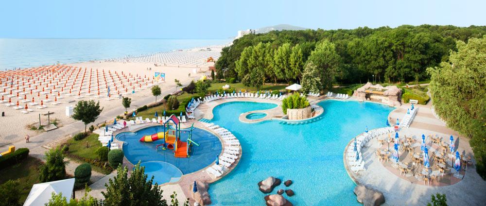 пляжный отдых в Болгарии, отели