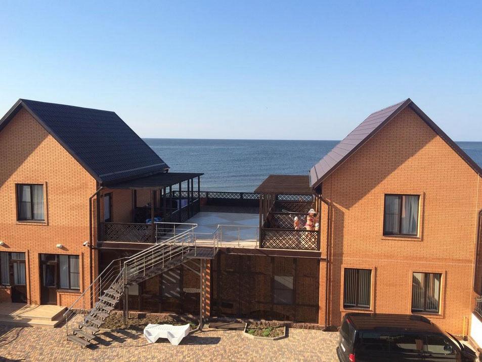 Снять жилье на Азовском море