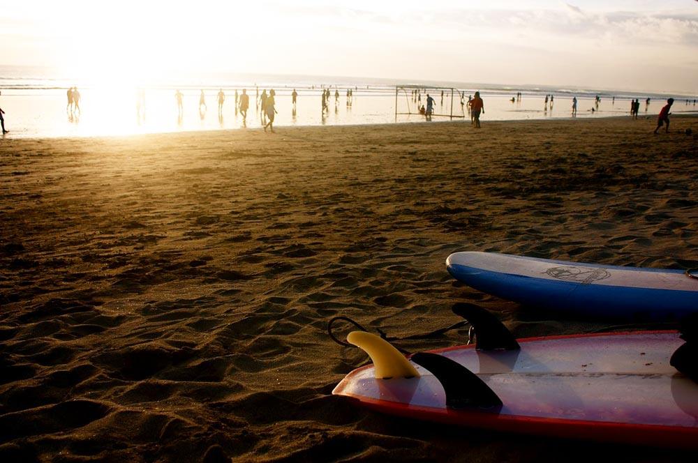 отдых на бали пляж Кута