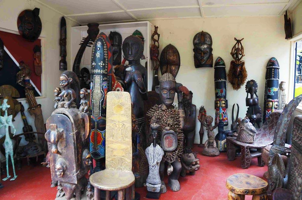 Сувениры из Занзибара на память